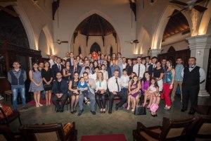 Group Photo at the Church_10 Jan 2015 (1)